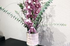 Blumenabonnement mit Cymbidien