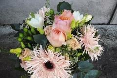 Blumenstrauß rosa