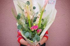 Blumenstrauß mit Calla